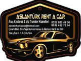 Aslantürk Rent A Car'dan Ford Tourneo Courier